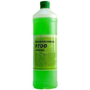 Neutrale vloerreiniger  V1 /  F-100.  1 Liter