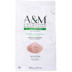 A&M Cosmetics ghassoulpoeder zak 500 gram