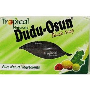 Tropical naturals zwarte zeep tablet 150gr. Dudu-Osun