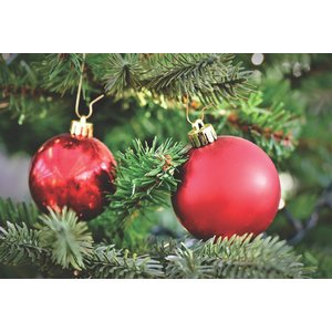 Wellnesskadoos Cadeaupakket Saunageur Roomspray: 5x Kerst 50 ml