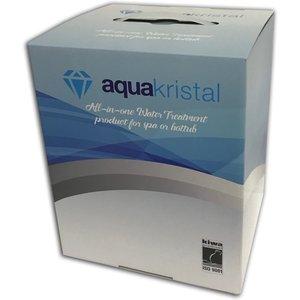 Aqua Kristal All-in-one Water treatment voor hottub en spa