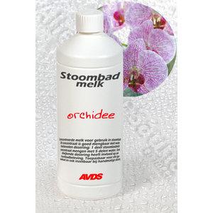 AVDS Orchidee stoombadmelk
