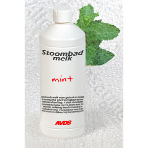 AVDS Mint stoombadmelk