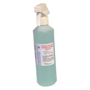 Gewoon Wellness Handlotion desinfectie  met >75% alcohol.   spraykop