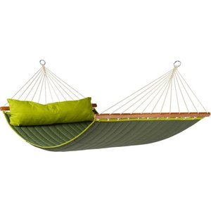 Hangmat Tweepersoons 'American' Green - Groen