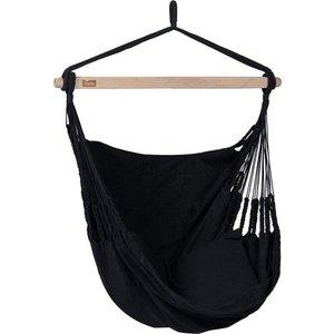 Tropilex Hangstoel Eénpersoons 'Comfort' Black - Zwart