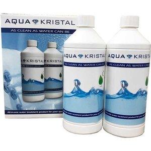 Aqua Kristal Aqua Kristal navulverpakking 2x 1 liter