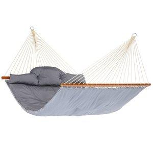 Tropilex Hangmat Familie - Tropilex ® Hangmat 'Big Fat' grey - Grijs