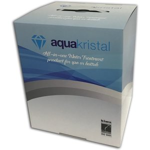 Aqua Kristal All-in-one Water treatment voor opblaas spa en mini hottub