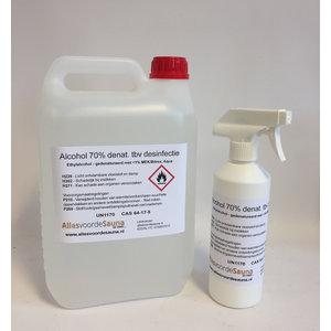 AVDS alcohol 70% 5 liter