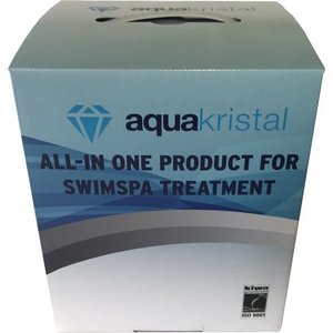 Aqua Kristal All-in-one Water treatment voor Swimspa