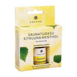 Emendo Etherische olie Lemon-Menthol 10ml