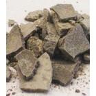 Argile de Vie Rhassoul / Ghassoul brokken zak/pot 500gr