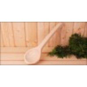 Allesvoordesauna Sauna opgietlepel, hout 40 cm