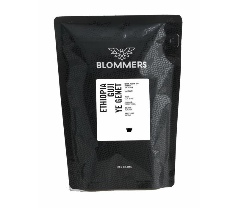 Ethiopia Ye Genet (Filter 250 gram)