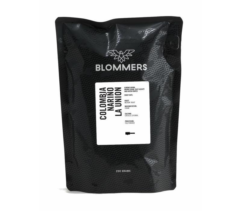 Colombia La Union (Espresso 250 gram)
