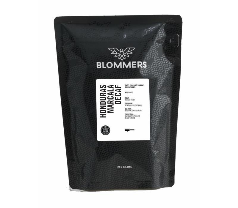 Honduras Swiss Water Decaf (espresso 250 gram)