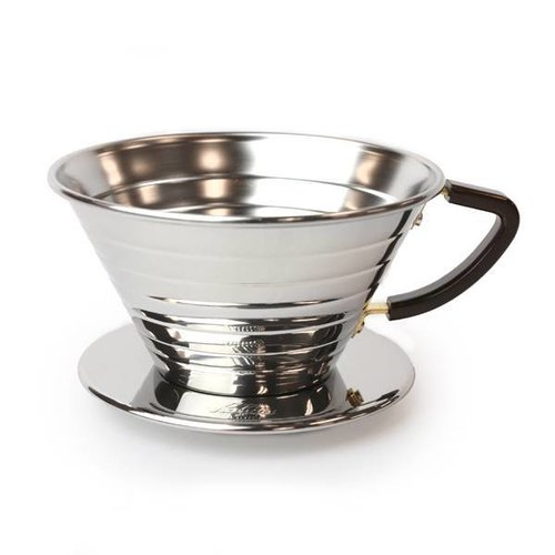 Kalita Kalita Wave Stainless Dripper 185