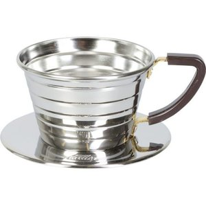 Kalita Stainless Wave Dripper 155