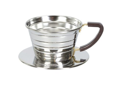 Kalita Kalita Wave Stainless Dripper 155