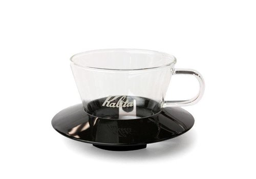 Kalita Kalita Wave Glass Dripper 155 Black