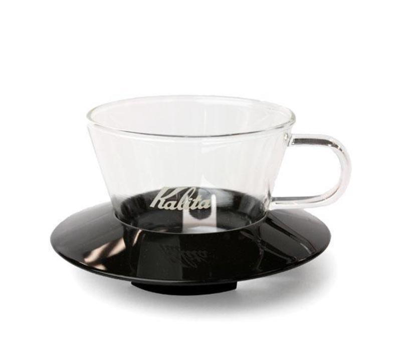 Kalita Wave Glass Dripper 155 Black