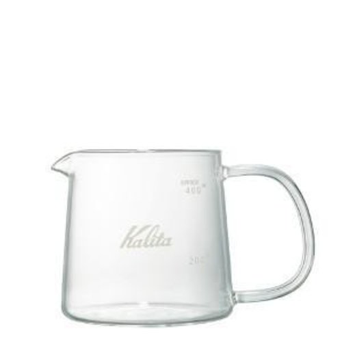 Kalita Kalita Glazen Jug 400
