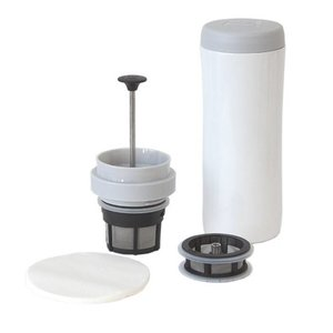 Espro Travel Press Coffee & Tea P1 (White)