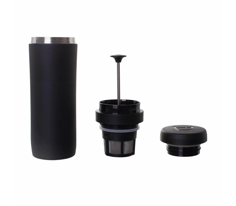 Espro Travel Press Coffee Zwart