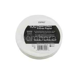 Espro Coffee Filter P0/P1 (100 Pieces)