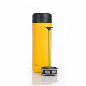 Espro Travel Press Coffee P1 (Yellow)