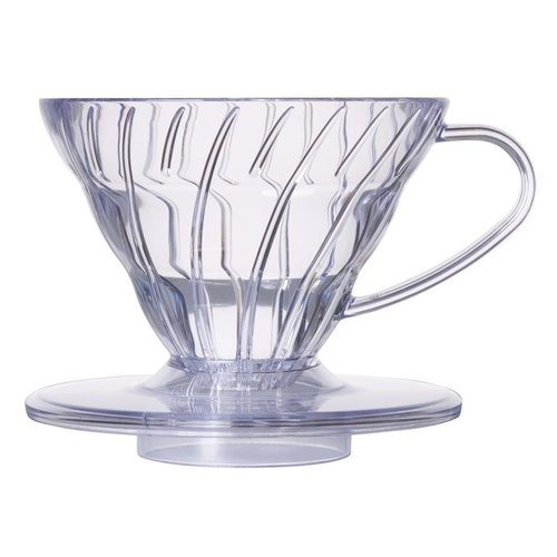 Hario V60 Plastic Dripper 02 (Transparent) - VD-02T