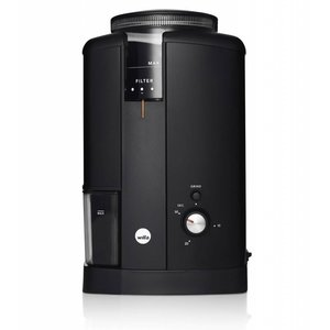 Wilfa Coffee Grinder CGWS-130B (Black)