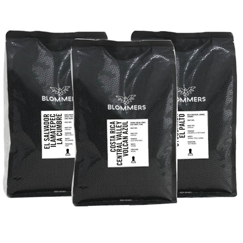 blommers Survival Package (3x 250 gram Espresso)