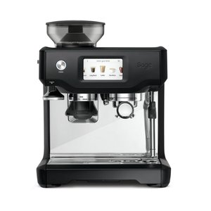 Sage The Barista Touch (Black Truffle) + Free Barista Package worth € 200,-