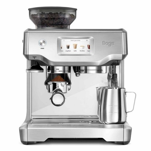 Sage The Barista Touch (Brushed Stainless Steel)