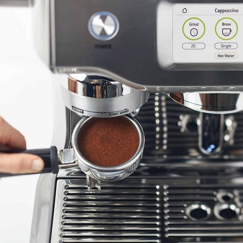 Sage The Oracle Touch (Brushed Stainless Steel) + Gratis Barista Pakket t.w.v. €200,-