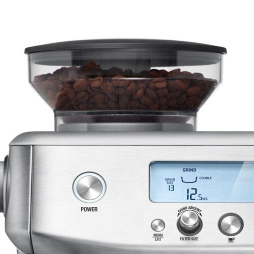 Sage The Barista Pro (Brushed Stainless Steel) + Gratis Barista Pakket t.w.v. €200,-