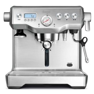Sage The Dual Boiler (Brushed Stainless Steel) Incl. 2kg koffie t.w.v. 50 euro