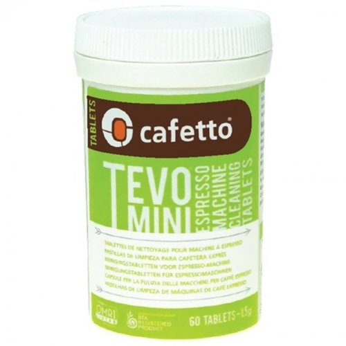 Cafetto TEVO Tablets Mini (1.5gr), 60 tablets