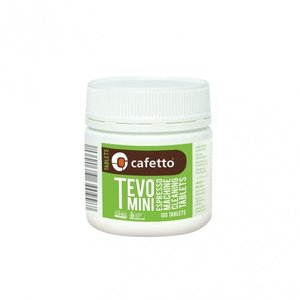 Cafetto TEVO Tablets Mini (1.5gr), 100 tablets