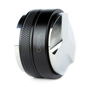 Crema Tamper & Distributor Combo 53.3mm (Black)