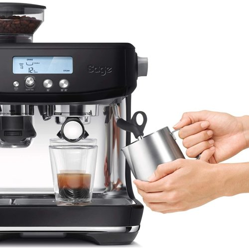 Sage The Barista Pro (Black Stainless) Incl. 2kg koffie t.w.v. 50 euro