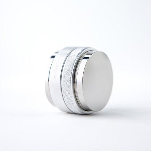 Crema Tamper & Distributor Combo 53.3mm (Silver)