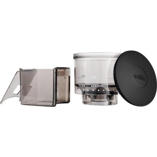 Wilfa Coffee Grinder WSCG-2 (Silver)