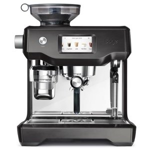 Sage The Oracle Touch (Black Stainless) Incl. 2kg koffie t.w.v. 50 euro