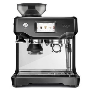 Sage The Barista Touch (Black Stainless) Incl. 2kg koffie t.w.v. 50 euro