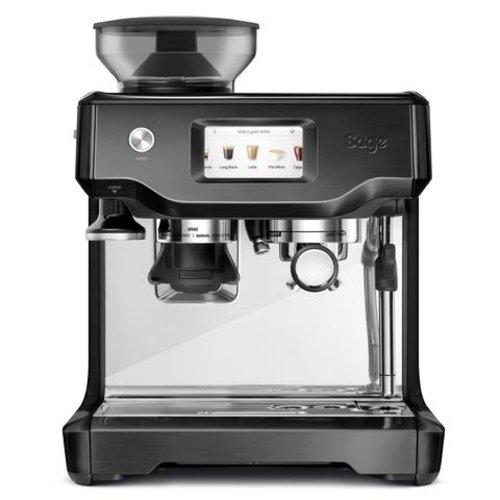 Sage The Barista Touch (Black Stainless) Incl. gratis Barista Pack t.w.v. €149.90