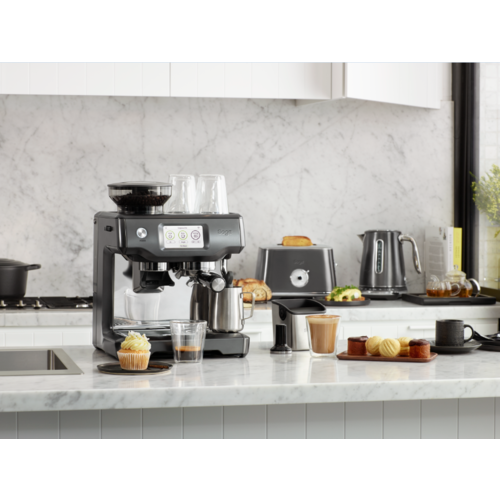 Sage The Barista Touch (Black Stainless)