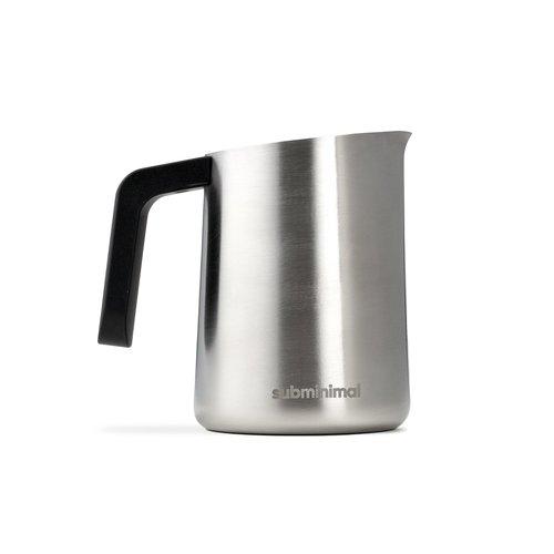 Subminimal FlowTip Milk Jug (Stainless)